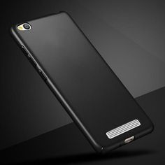 Case Cover For Xiaomi Redmi 4A Luxury Frosted Shield Hard PC Plastic Phone Bag Cases For Xiaomi Hongmi Redmi 4A 4 A 5.0inch Capa