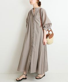Abaya Fashion, Fashion Dresses, Beautiful Outfits, Cool Outfits, Hijab Chic, Japan Fashion, All About Fashion, Aesthetic Clothes, Casual Looks