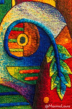 Tapestry Online, Tapestry Weaving, Textile Artists, Art Day, Folk Art, Hand Weaving, Size 2, Art Gallery, Textiles