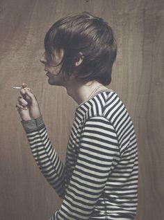 Beautiful photo of Miles Kane