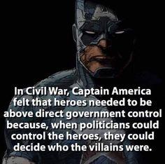 Captain America 😱