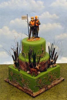 Camo Wedding Ideas | Creative Designs For Cakes: February 2011