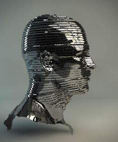 Reflection by Gregoire A. Meyer, via Behance