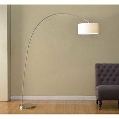 "Artiva USA Adelina 81"" Arched Floor Lamp"