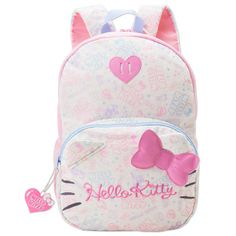 30aab009b5f Hello Kitty Backpack with Ears SANRIO JAPAN-01 Hello Kitty Backpacks,  Sanrio Hello Kitty