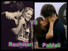 Rochiter vs pablali