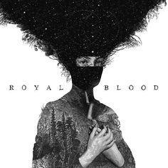 BASS AS LEAD GUITAR http://bobbinabout.com/2014/09/03/royalblood-band/ - Royal Blood album cover