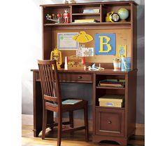 Fillmore Desk & Large Hutch | Pottery Barn Kids