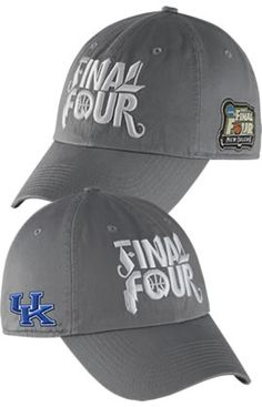 Road To the Final Four, University of Kentucky Hats