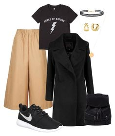 """""""School #13"""" by midori394 on Polyvore featuring moda, Topshop, NIKE, LULUS, BERRICLE e Isabel Marant"""