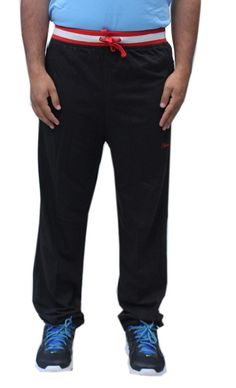 Romano Men's Stylish Black Cotton Track Pant * This is an Amazon Affiliate link. You can find more details by visiting the image link.