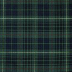 Keighly Tartan - Hunter Green - Haberdashery - Fabric - Products - Ralph Lauren Home - RalphLaurenHome.com