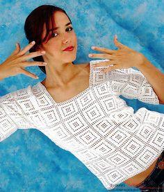Fabulous Crochet a Little Black Crochet Dress Ideas. Georgeous Crochet a Little Black Crochet Dress Ideas. Crochet Chart, Filet Crochet, Irish Crochet, Crochet Motif, Crochet Stitches, Crochet Patterns, Crochet Bodycon Dresses, Black Crochet Dress, Crochet Jacket