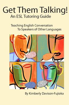 This is a book I wrote last year. It is about teaching English as a Second Language (ESL). I taught for 20 years.
