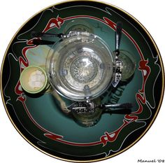 Absinthe round table