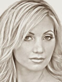 How to draw photorealistic hair