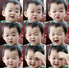 Minguk Superman Cast, Superman Kids, Cute Kids, Cute Babies, Baby Kids, Triplet Babies, Song Triplets, Song Daehan, Asian Babies