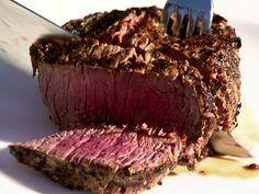 Steakhouse Steaks recipe from Ina Garten via Food Network