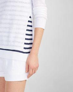 Spring Look    Picture    Description  Lea Striped Linen Sweater     https://looks.tn/season/spring/spring-look-lea-striped-linen-sweater/