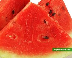 Watermelon Alleviates Muscle Pain | Culinary News | Genius cook - Healthy Nutrition, Tasty Food, Simple Recipes