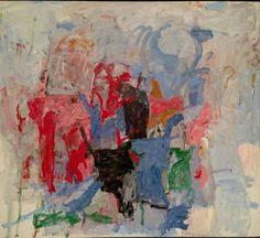 Philip Guston, Room 112, 1957. Oil paint on canvas. 157.5cm H x 174cm W. (Saint Louis Art Museum) (Image © Estate of Philip Guston)