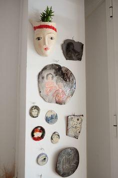 Rachel Sender's blog: Ceramic workshop at Marta Claret's studio.