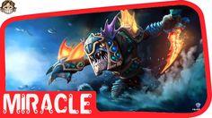 Dota 2 - Miracle slark - How to play Slark vol 1 - Ranked Gameplay Dota 2