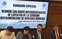 CIDH entregan informe a diputados sobre caso Iguala - http://notimundo.com.mx/cidh-entregan-informe-a-diputados-sobre-caso-iguala/