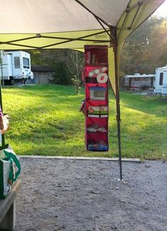 camping organization tips - Google Search