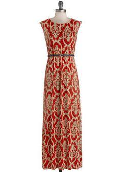 Debut Dramatist Dress, #ModCloth