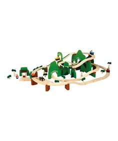 Road & Rail Play Adventure Set by PlanToys #zulily