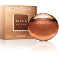 BVLGARI AQVA Amara Eau de Toilette (6.325 RUB) ❤ liked on Polyvore featuring men's fashion, men's grooming, men's fragrance and bulgari