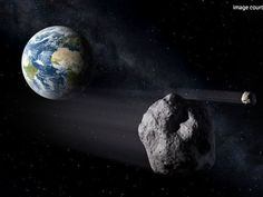Car sized asteroid twice as close as most satellites slips by Earth