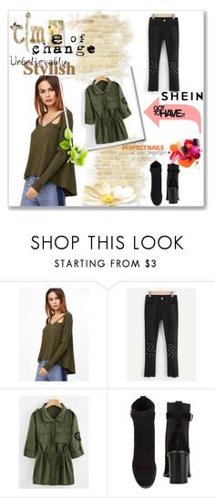 """""""Shein 2"""" by zerina913 ❤ liked on Polyvore featuring rag & bone and shein"""