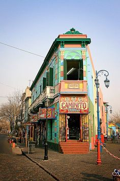 Buenos Aires, Argentina - photo as seen on design-dautore.com fb webpage
