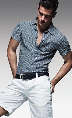 Arthur Sales For Armani Jeans Fall / Winter 2012 Lookbook