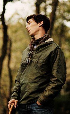 Benedict Cumberbatch in Third Star
