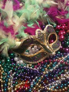 go to Mardi Gras