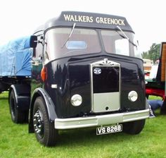 Vintage Trucks, Old Trucks, Old Lorries, Glasgow Scotland, Clydesdale, Commercial Vehicle, Classic Trucks, Jeeps, Buses