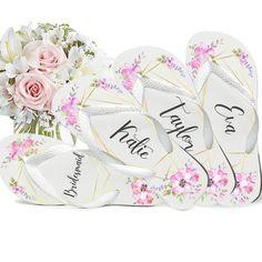 c36865ca998af8 30 Best Bridesmaid Flip Flops images