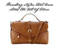 Fashion Foie Gras: Handbag styles that have stood the test of time