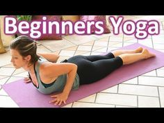 Yoga for Beginners   Weight Loss Yoga Workout, Full Body for Complete Beginners, 8 Minute Free Class Endurance