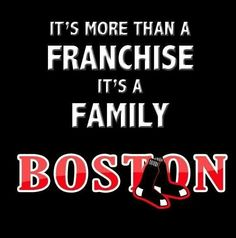 Boston Family Red Sox