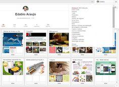 O que você faz no Pinterest?   Confira um novo artigo em http://criaroblog.com/o-que-voce-faz-no-pinterest/
