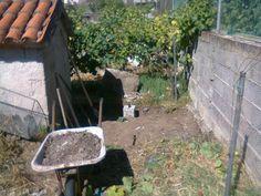 Digging foundations Antoni Batzu. 2014 Sardinia - Italy