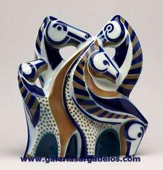 1000 images about ceramics spanish contemporary on - Ceramica de sargadelos ...