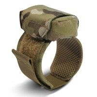 Tyr tactical garmin foretrex wrist pouch. Comes in diffrent colors. Very padded best garmin foretrex pouch out in the market by far.