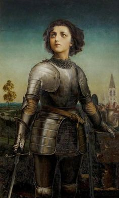 Joan of Arc  joan of arc painting Search Results Jules Bastien-Lepage