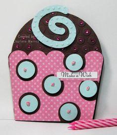 Cupcake Punch Art