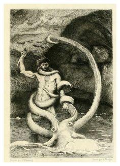 necroluste:  Illustration des oeuvres complètes de Victor Hugo.